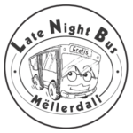 Late night Bus Mëllerdall